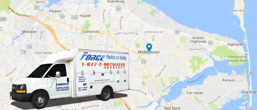 Middletown Nj Plumber Residential Plumbing Repair